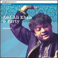 Asif Ali Khan & Party – Mazarana
