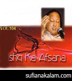 Nusrat Fateh Ali Khan Ishq Ka Afsana Vol. 104