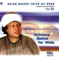 Nusrat Fateh Ali Khan Vichhora Sohne Yar Wala