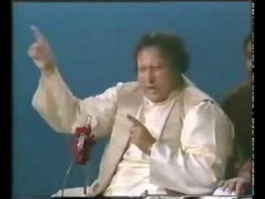 Nusrat Fateh Ali Khan Dhol Mahiya