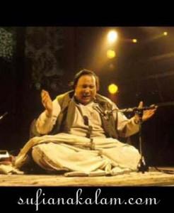 Nusrat Fateh Ali Khan Benaqab