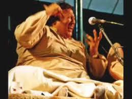 Nusrat Fateh Ali Khan Chan Sajna