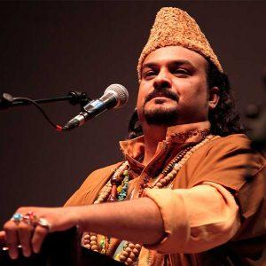 Amjad Ghulam Fareed Sabri Qawwal